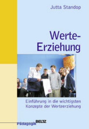 eBook Werte-Erziehung Cover