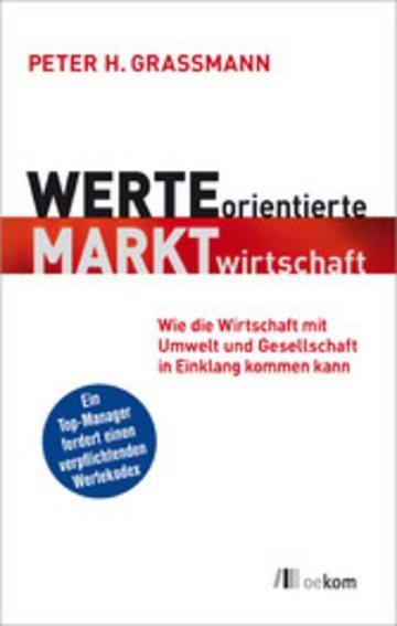 eBook Werteorientierte Marktwirtschaft Cover