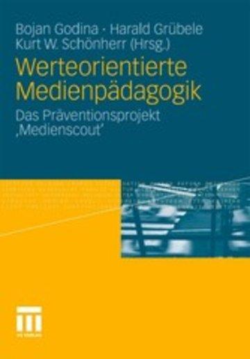 eBook Werteorientierte Medienpädagogik Cover