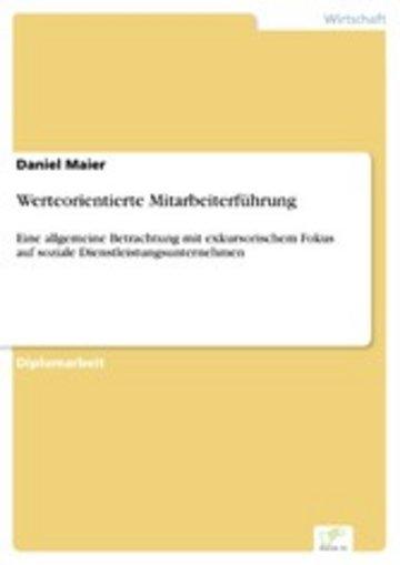 eBook Werteorientierte Mitarbeiterführung Cover