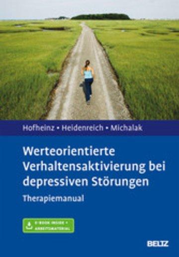 eBook Werteorientierte Verhaltensaktivierung bei depressiven Störungen Cover