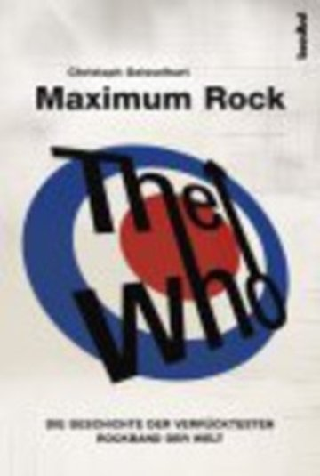 eBook The Who - Maximum Rock I Cover