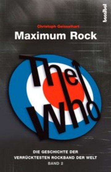 eBook The Who - Maximum Rock II Cover