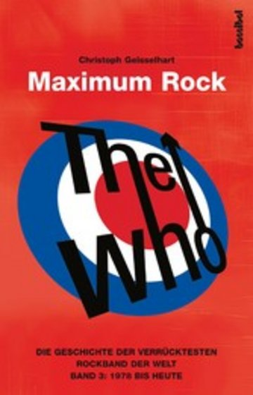 eBook The Who - Maximum Rock III Cover