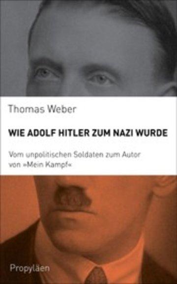 eBook Wie Adolf Hitler zum Nazi wurde Cover