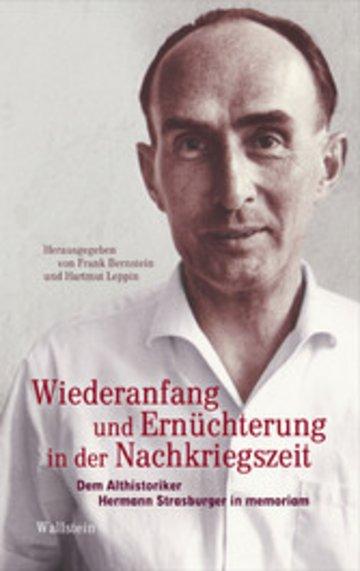 eBook Wiederanfang und Ernüchterung in der Nachkriegszeit Cover