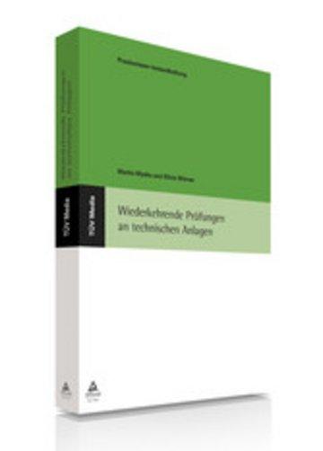 eBook Wiederkehrende Prüfungen an technischen Anlagen (E-Book, PDF) Cover