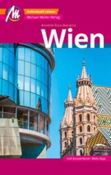 eBook Wien Reiseführer Michael Müller Verlag Cover