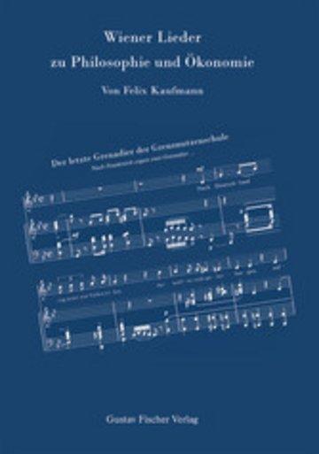 eBook Wiener Lieder zu Philosophie und Ökonomie Cover