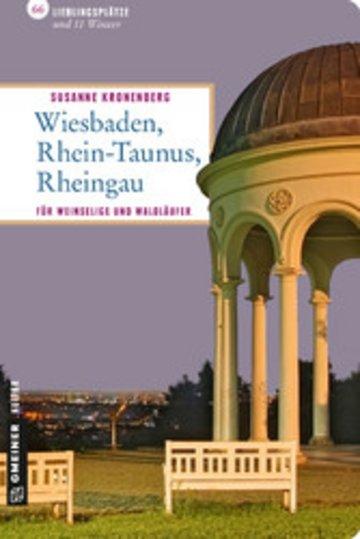 eBook Wiesbaden, Rhein-Taunus, Rheingau Cover