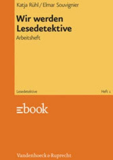eBook Wir werden Lesedetektive Cover