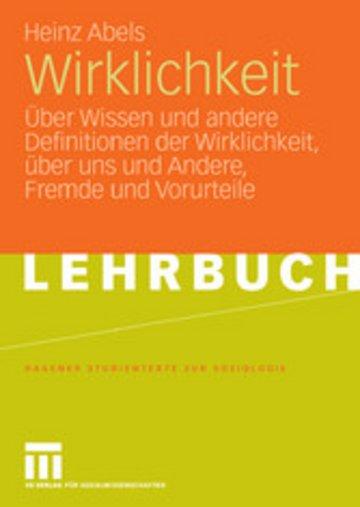 eBook Wirklichkeit Cover