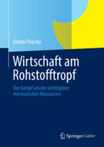 eBook Wirtschaft am Rohstofftropf Cover