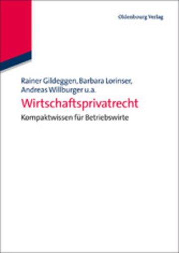 eBook Wirtschaftsprivatrecht Cover