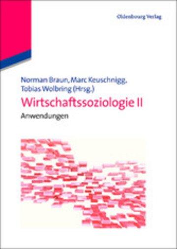 eBook Wirtschaftssoziologie II Cover