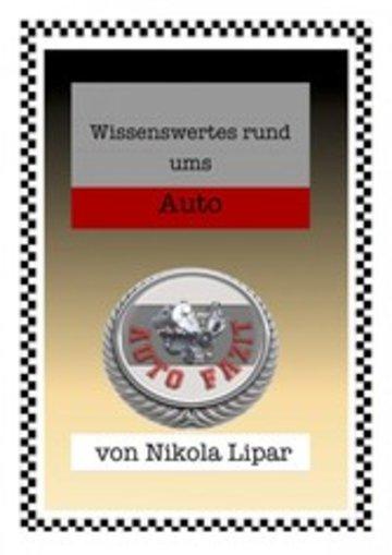 eBook Wissenswertes rund ums Auto Cover