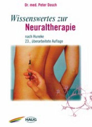 eBook Wissenswertes zur Neuraltherapie Cover