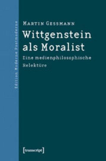 eBook Wittgenstein als Moralist Cover