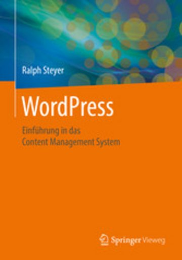 eBook WordPress Cover