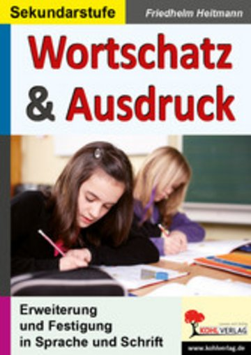 eBook Wortschatz & Ausdruck Cover