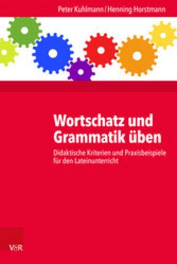 eBook Wortschatz und Grammatik üben Cover