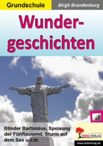 eBook Wundergeschichten Cover
