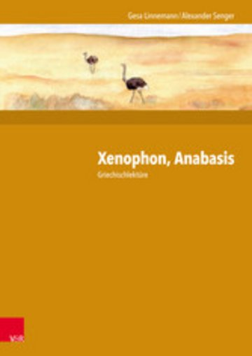 eBook Xenophon, Anabasis Cover