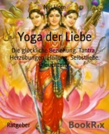 eBook Yoga der Liebe Cover