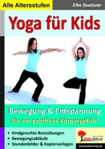 eBook Yoga für Kids Cover