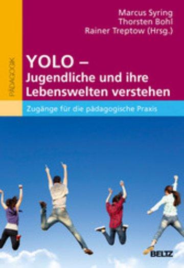 eBook YOLO - Jugendliche und ihre Lebenswelten verstehen Cover