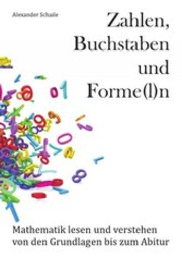 eBook Zahlen, Buchstaben und Forme(l)n Cover