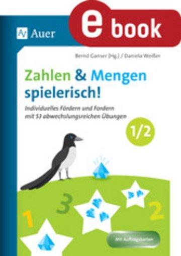 eBook Zahlen und Mengen spielerisch - Klasse 1-2 Cover