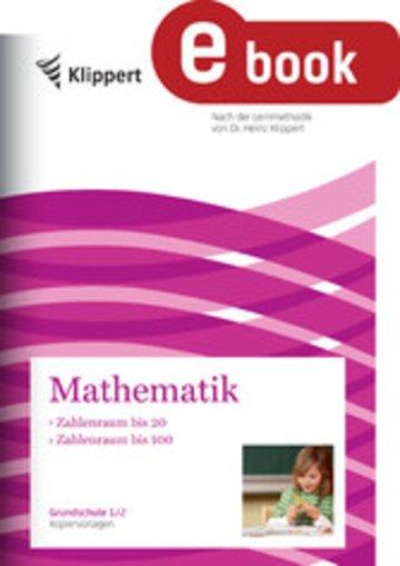 eBook Zahlenraum bis 20 - Zahlenraum bis 100 Cover