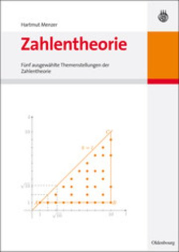 eBook Zahlentheorie Cover