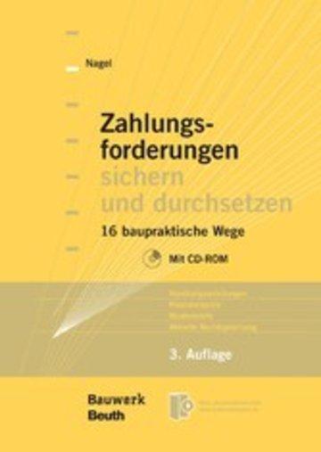 eBook Zahlungsforderungen sichern und durchsetzen Cover