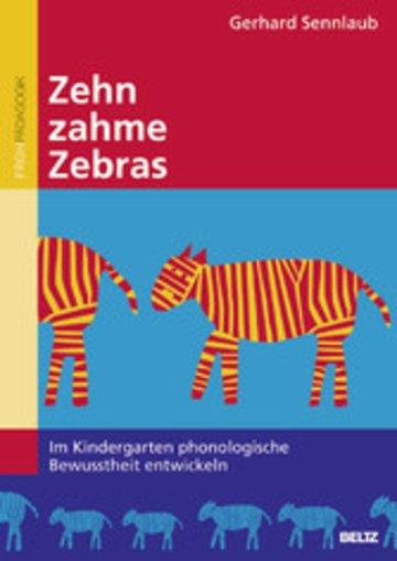 eBook Zehn zahme Zebras Cover