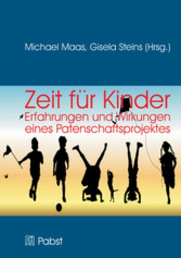 eBook Zeit für Kinder - Erfahrungen und Wirkungen eines Patenschaftsprojektes Cover