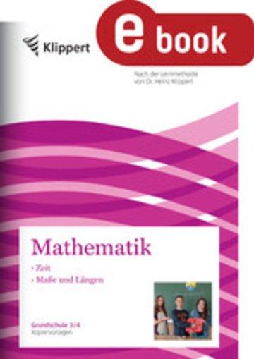 eBook Zeit - Maße und Längen Cover