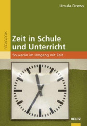 eBook Zeit in Schule und Unterricht Cover