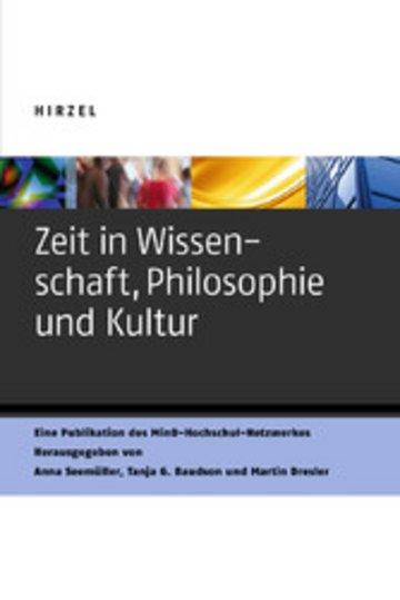eBook Zeit in Wissenschaft, Philosophie und Kultur Cover