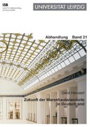 eBook Zukunft der Warenhausstandorte in Deutschland Cover
