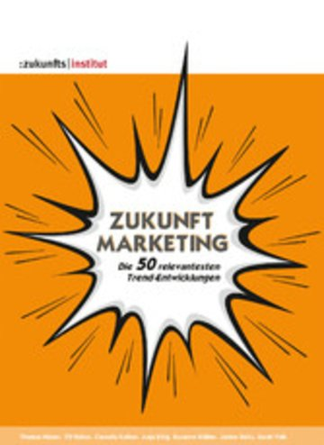 eBook Zukunft Marketing Cover