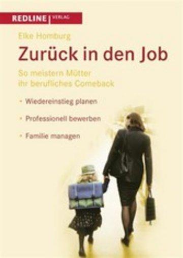eBook Zurück in den Job Cover