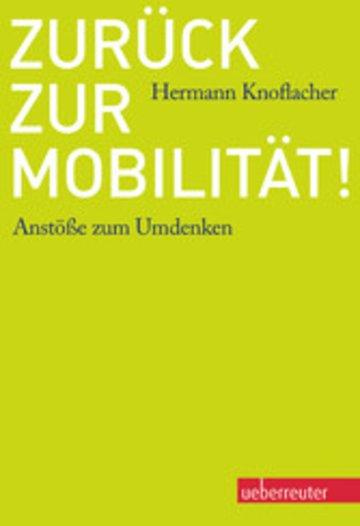 eBook Zurück zur Mobilität! Cover