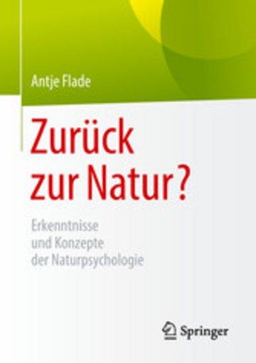 eBook Zurück zur Natur? Cover