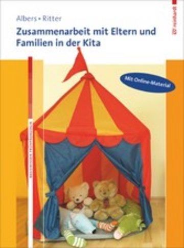 eBook Zusammenarbeit mit Eltern und Familien in der Kita Cover