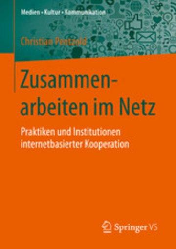 eBook Zusammenarbeiten im Netz Cover