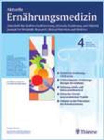 Aktuelle Ernährungsmedizin