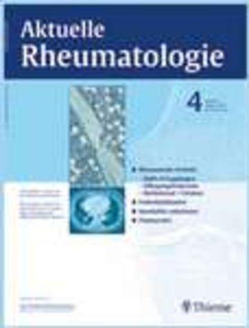 Aktuelle Rheumatologie