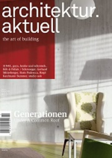 Fachzeitschrift Architekten